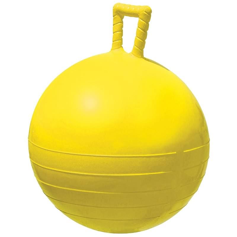 Boja 50 cm do oznaczania toru wodnego, pompowana, żółta