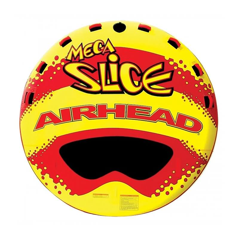 Airhead Mega Slice 4P - pływadło, koło do holowania