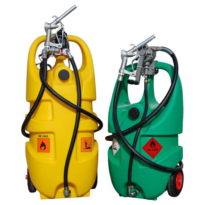 CADDY 55G Benzyna - mobilny zbiornik paliwa